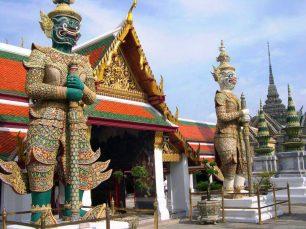 Bangkok-Palacio