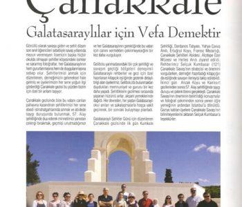 Canakkale Gezisi