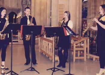 Spiral Saxophone Quartet